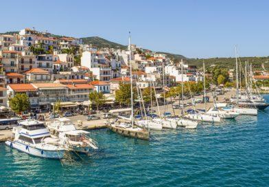 Care sunt cele mai populare plaje din Skiathos?