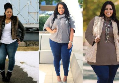 Ce modele de blugi poarta femeile plinute?